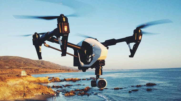 Élőben streamelnek a Facebookra a DJI drónjai kép