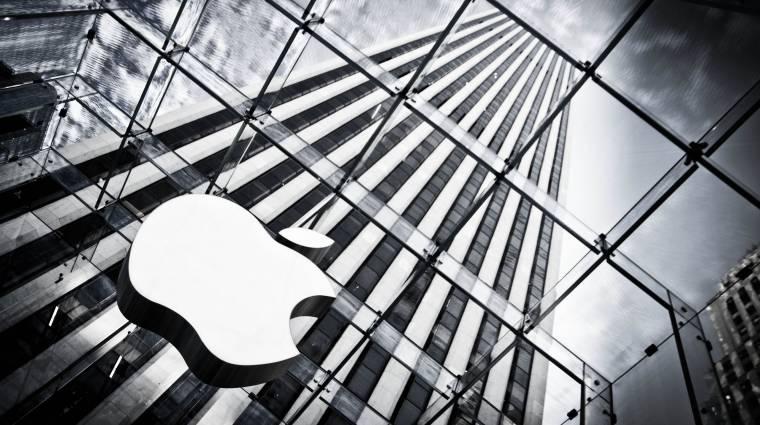 Majdnem bezsebelték aprópénzért az Apple-t kép