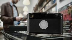 6000 dollár a Leica kijelző nélküli fényképezője kép