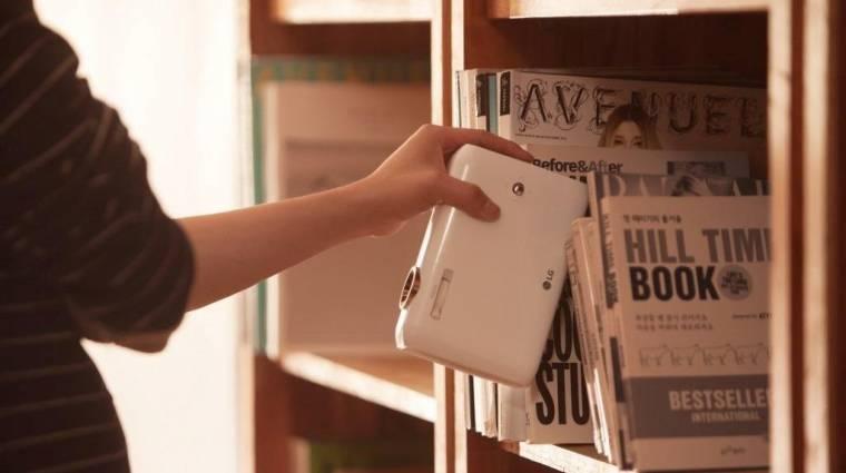 Megújultak az LG hordozható Minibeam projektorai kép