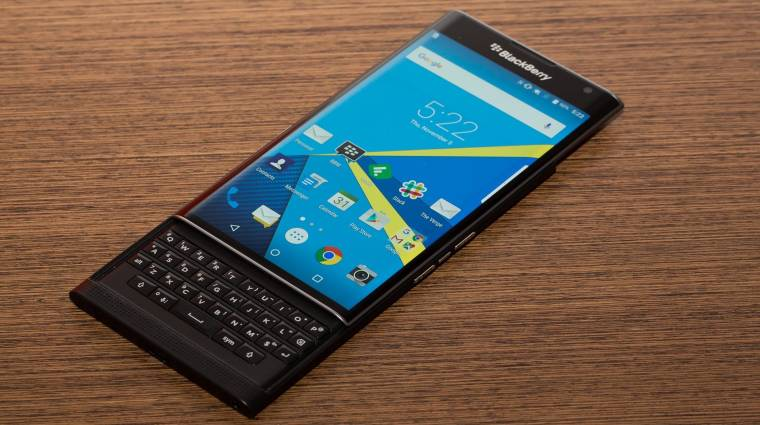 Az Android sem menti meg a BlackBerryt kép