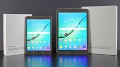 Frissültek a Samsung Galaxy Tab S2 tabletek kép