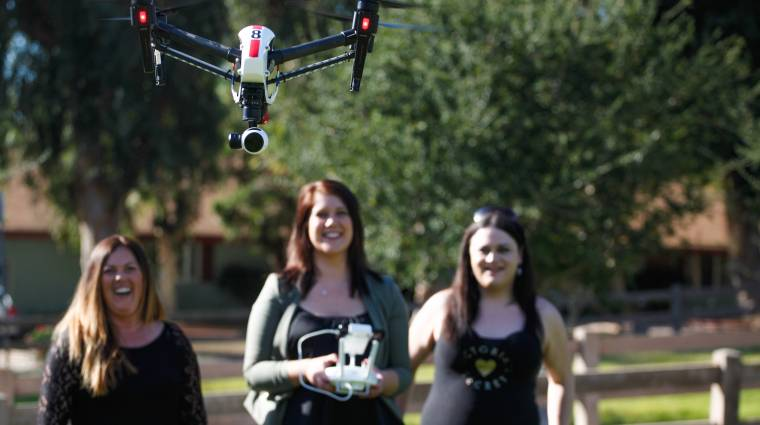 A fogyasztói drónok adatait akarja Kína kép