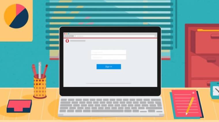 Még nem tökéletes az Opera beépített VPN-je kép