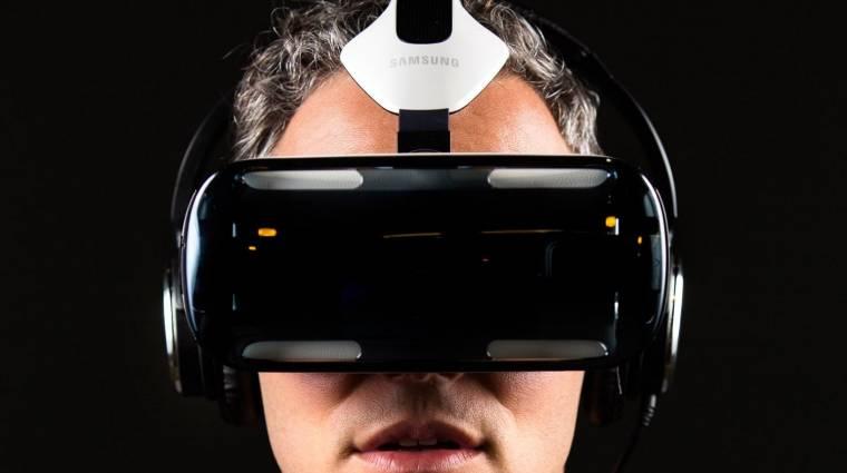 Önálló VR-headsetre számíthatunk a Samsungtól kép
