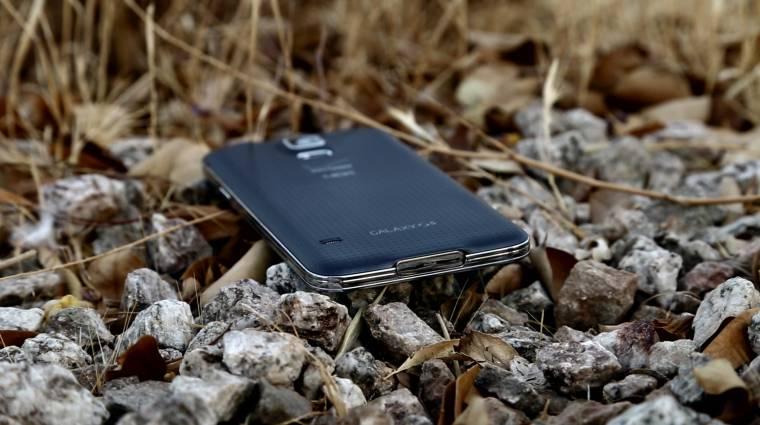 7 hónapot élt túl a szabadban egy Galaxy S5 kép