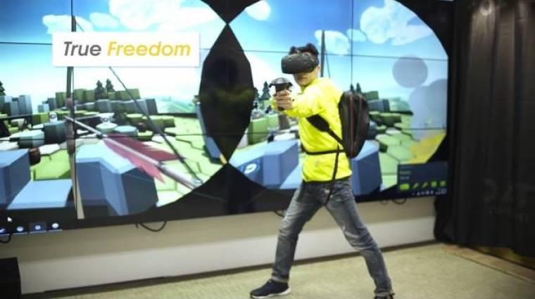Zotac Mobile VR: gamer PC a hátizsákban kép