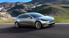 Majdnem 400 000 előrendelést kapott a Tesla Model 3 kép