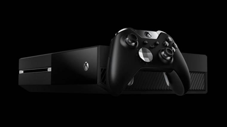 Többféle frissített Xbox One konzolt is tesztel a Microsoft kép