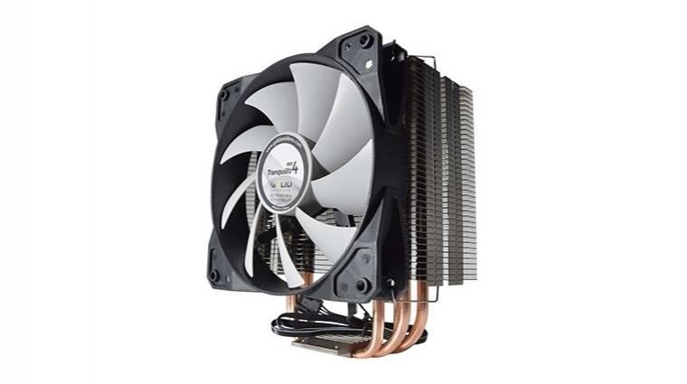 Még ügyesebb lett a GELID Tranquillo CPU-hűtője kép