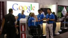 Lerohanta az adóhatóság a Google párizsi főhadiszállását kép