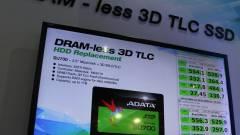 Olcsó lesz az ADATA új SSD-je kép