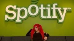 Közel felére csökkent a Spotify családi csomagjának ára kép