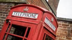 Mikroirodákká válhatnak az ikonikus brit telefonfülkék kép