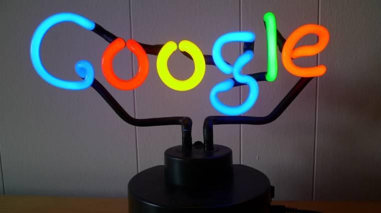3 milliárd eurós rekordbírságot kaphat a Google kép