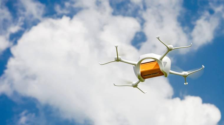 Elveszik a drónok az emberi munkahelyeket kép