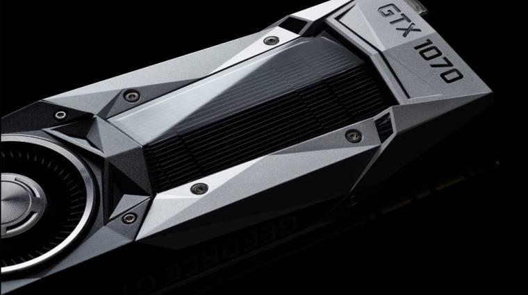 A GeForce GTX 1070 leelőzte a GeForce GTX TITAN X-et kép