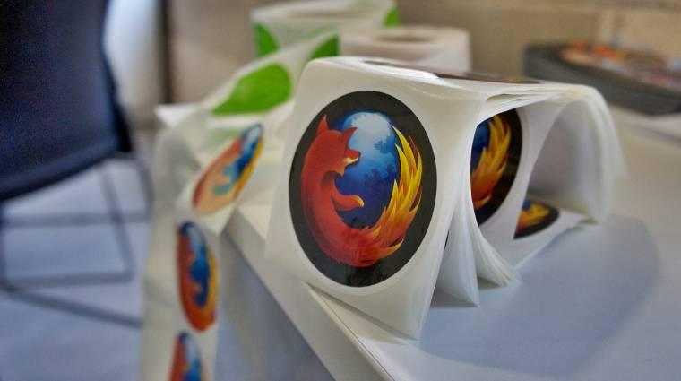 Az FBI-tól igényelne információkat a Mozilla kép