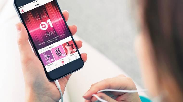 Átalakul az Apple Music kép