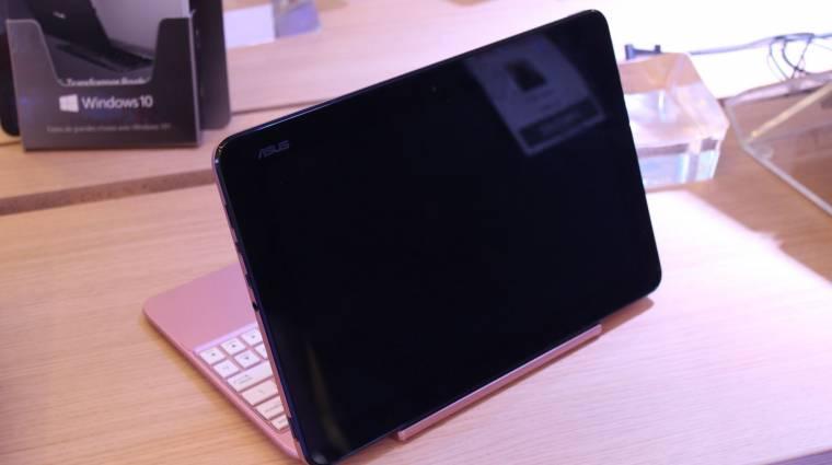 Frissül az ASUS megfizethető laptop-tablet hibridje kép
