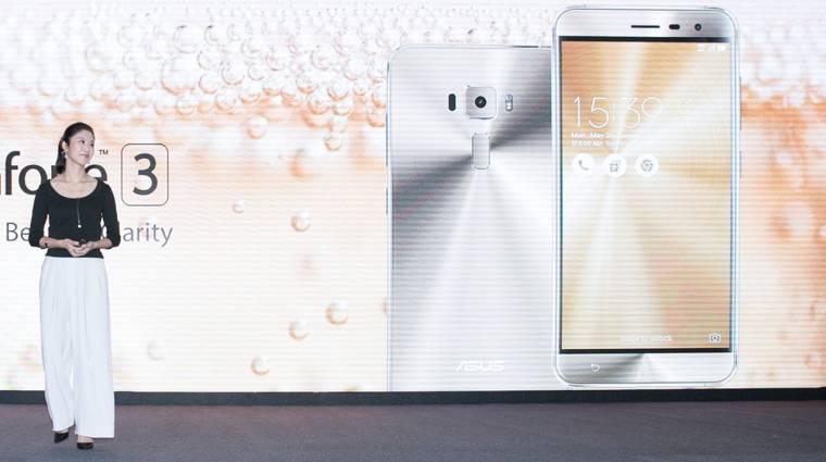 Kiváló áron jönnek az Asus Zenfone 3 mobilok kép