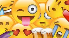 A SwiftKey kitalálja, hogy melyik emojit választod kép