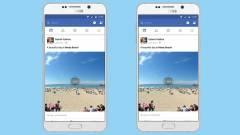 360 fokos képekkel újít a Facebook kép