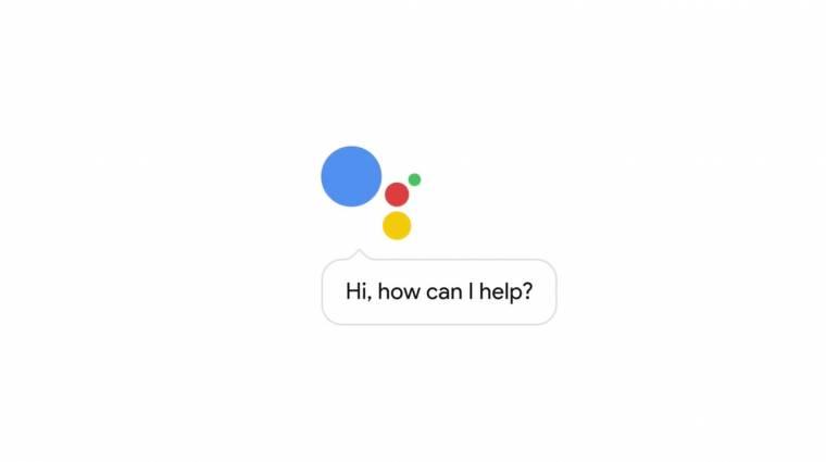 Ezért nincs normális neve a Google asszisztensének kép