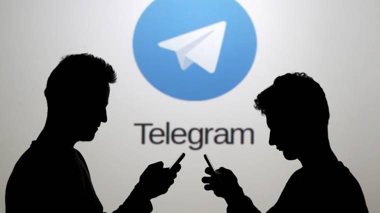 A Google nem akarta a Telegramot kép