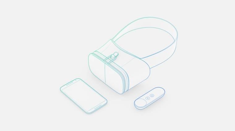 A Google is árul majd Daydream VR-hardvert kép