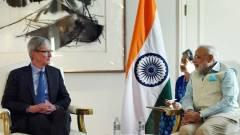 Indiának udvarol az Apple kép