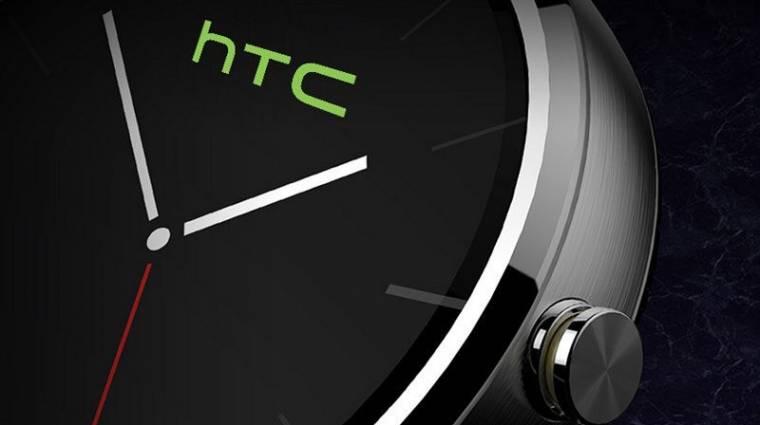 Mindjárt itt az HTC okosórája kép