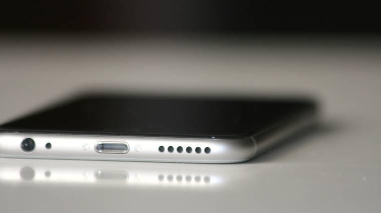 Kihalnak a 16 GB-os iPhone-ok kép