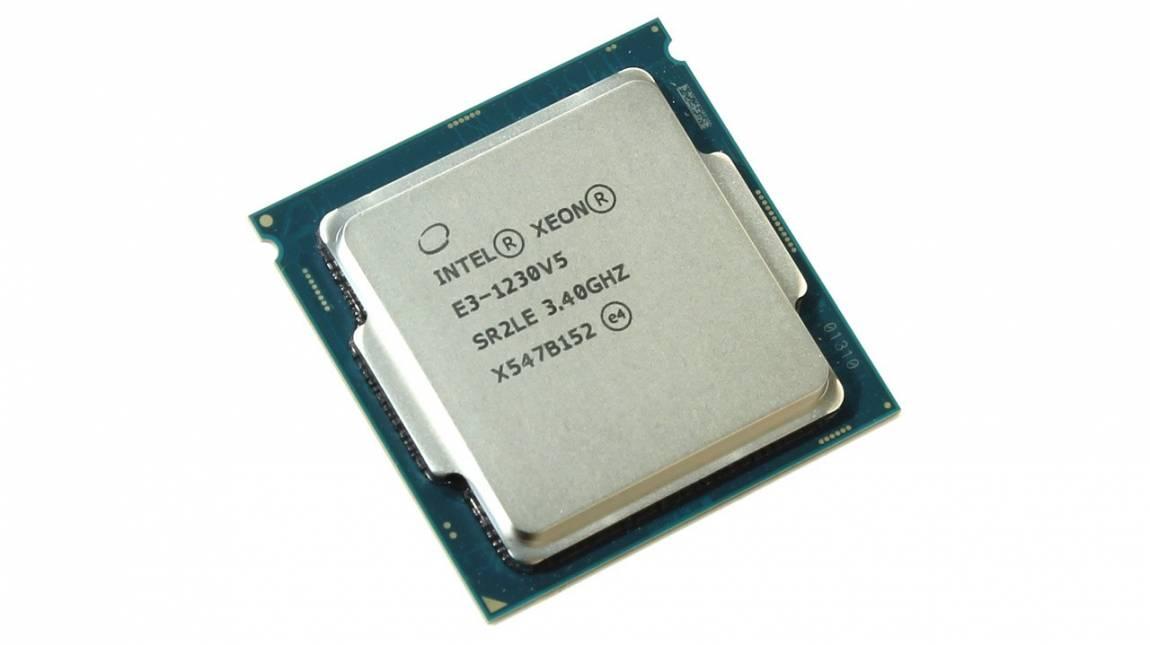 TESZT: Intel Xeon E3-1230 v5 processzor - Meglepetés a szervervilágból kép