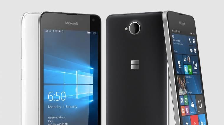 Microsoft Lumia 650 - Utolsó csempe a falon kép