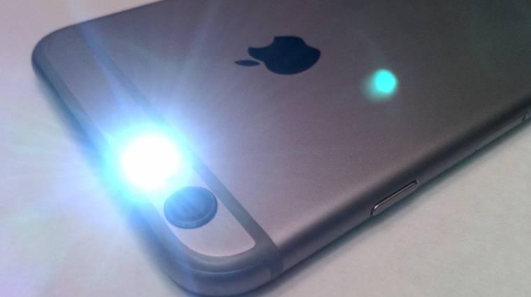 Melyik okostelefon a legjobb zseblámpa? kép