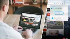 Energiatakarékos móddal újít az Opera böngésző kép