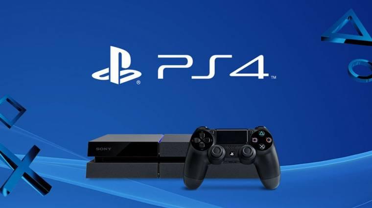 Párizsban mutatkozhat be a PlayStation 4 Neo kép