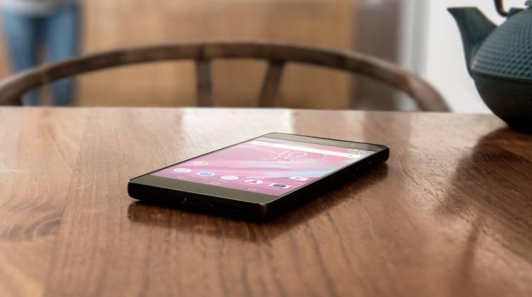 Hivatalos a megfizethető Sony Xperia E5 kép