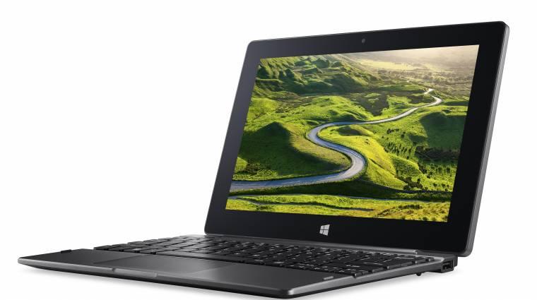 Olcsó hibridekkel készül az Acer kép