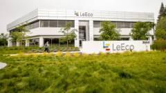 A legnagyobbakat ütné ki a nyeregből a LeEco kép