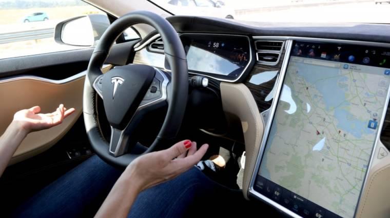 Autóban szexeléshez vezet a technológiai fejlődés kép