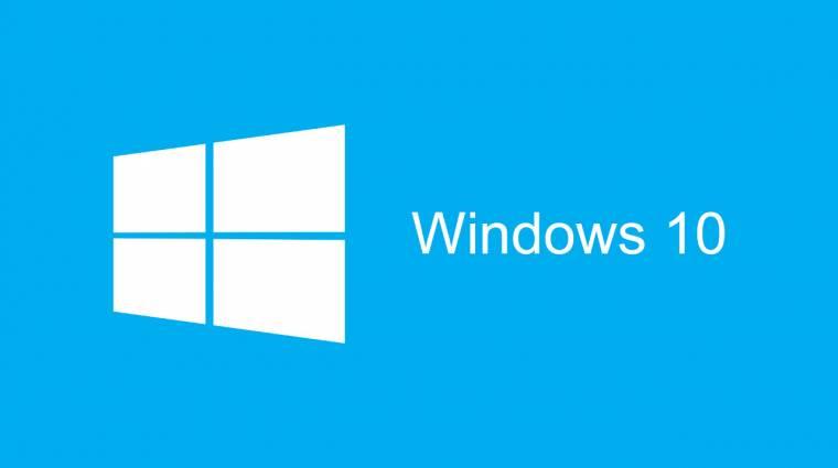 Hamarosan vége az ingyen Windows 10-re frissítésnek kép