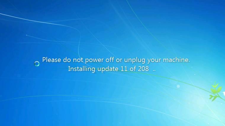 Hihetetlen: lényegében megjött a Windows 7 SP2! kép