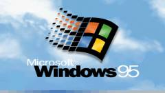Így fut a Windows 95 az Xbox One-on kép