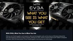 EVGA: azt kapod, amit látsz kép