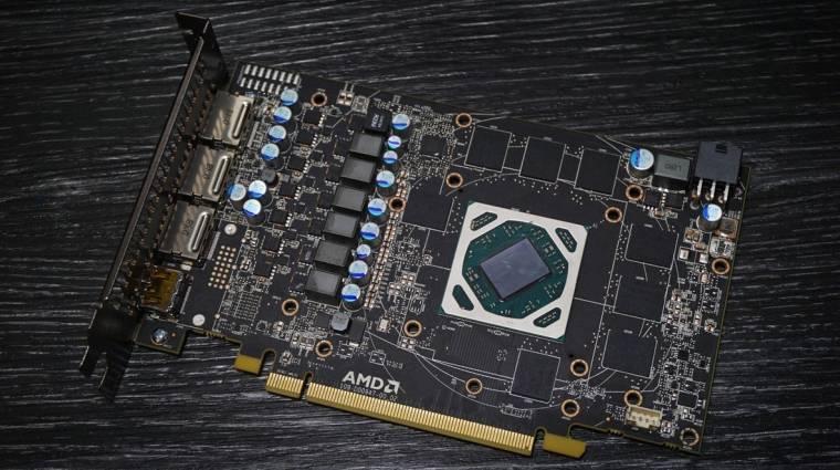 Így néz ki a Sapphire Radeon RX 480 szétszedve kép
