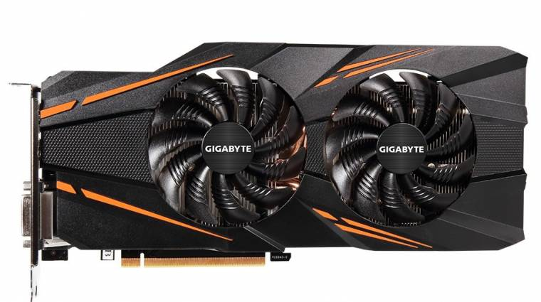 Bemutatkozott a Gigabyte GeForce GTX 1070 WindForce 2X kép