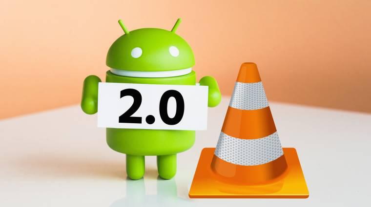 Elérhető a VLC 2.0 Androidra kép