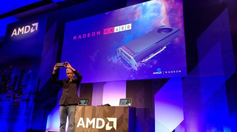 Ilyen az AMD Ellesmere és Baffin GPU-ja kép